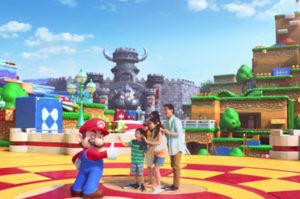 Universal Studios Japan and a Super Nintendo World