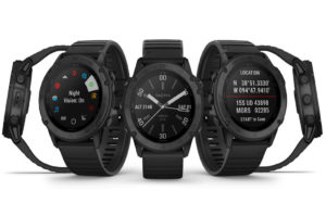 High-End Smartwatch Creator Garmin and a New Product