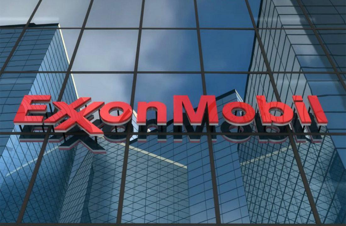 Exxon Mobil fell Drastically, as well as Chevron Corporation