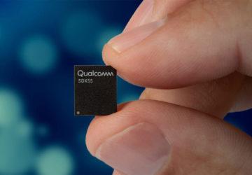Chip Maker Qualcomm and New 5G Modem