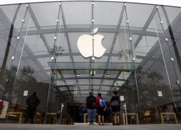U.S. Tech Giant Apple and Virus Outbreak
