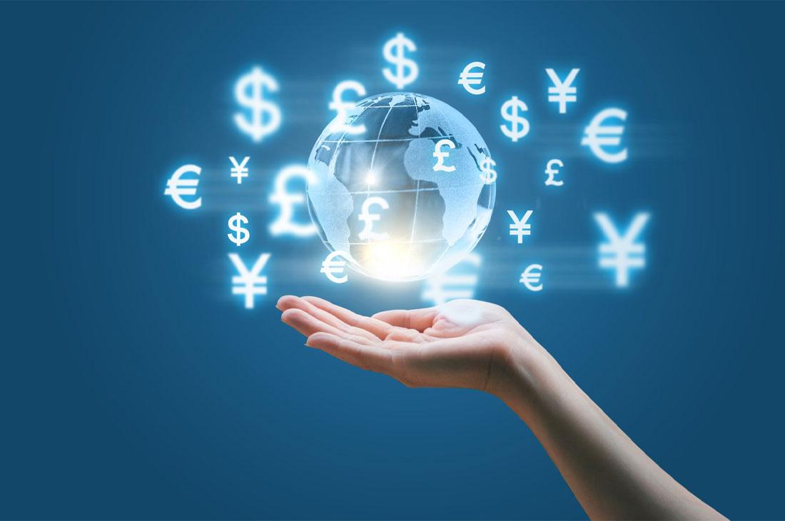 market, Important Forex currencies