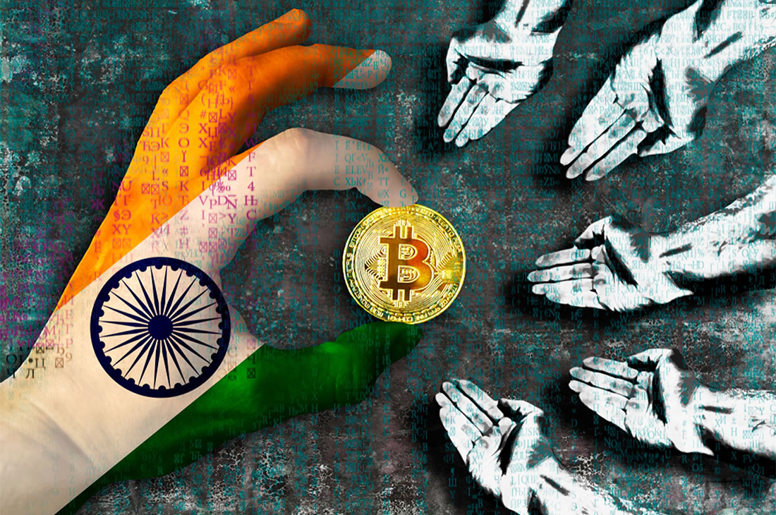 India's Crypto Consumption Sees Eye-Boggling Rise