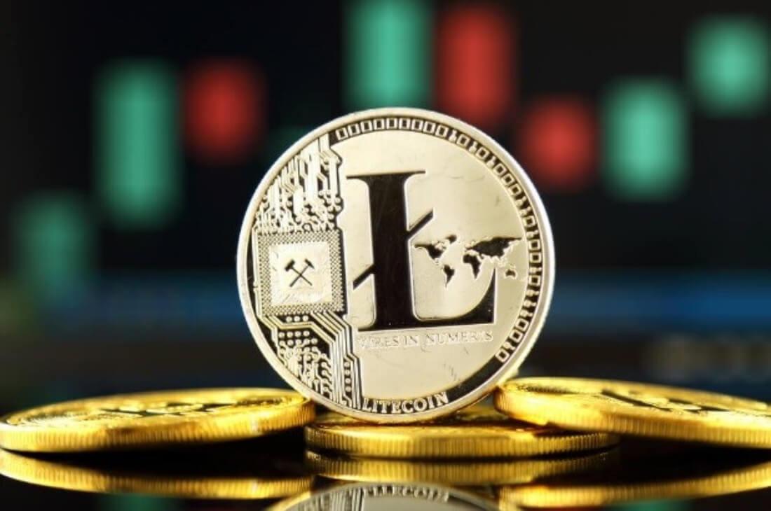 Litecoin price follows Bitcoin's bull run
