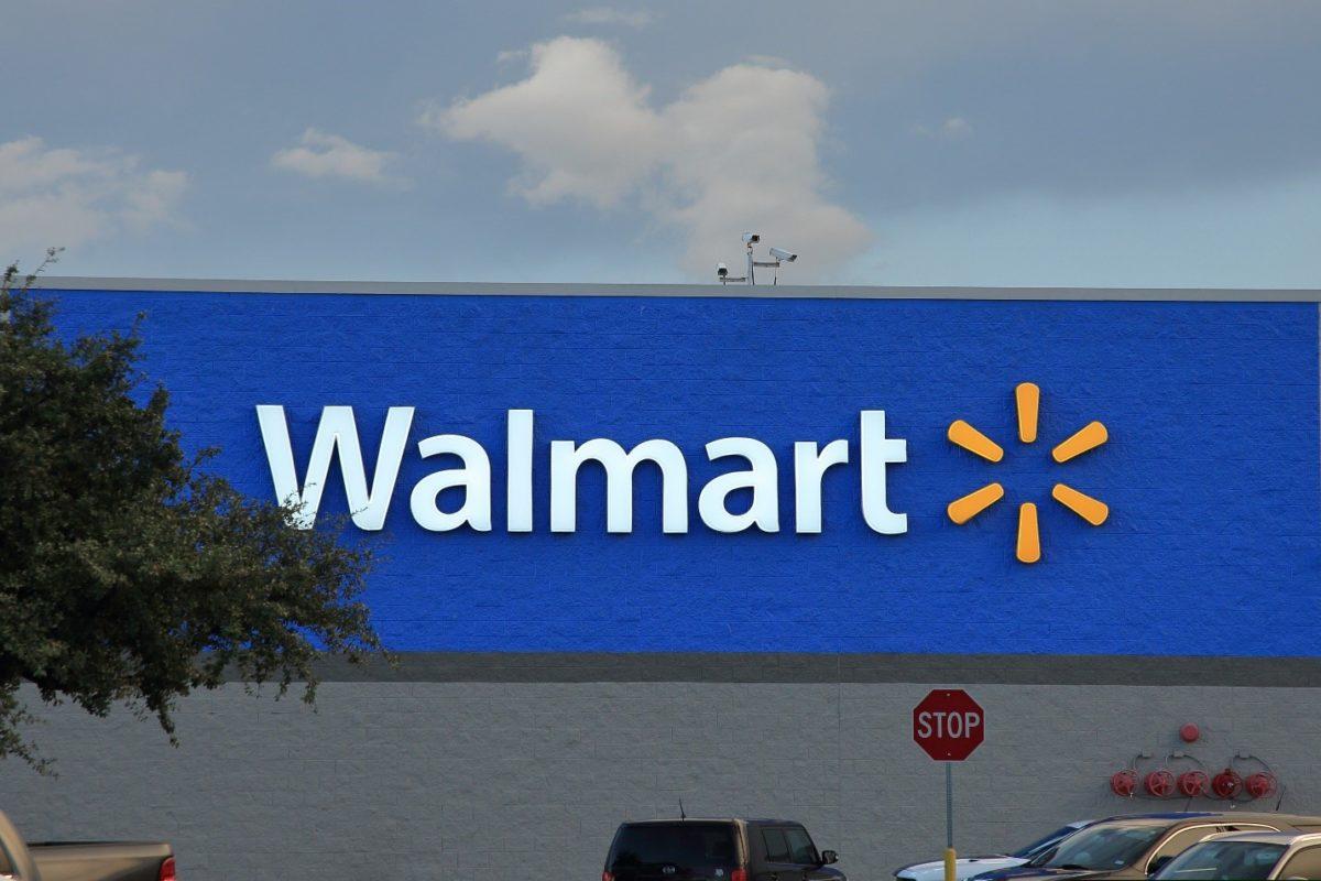 Walmart stocks