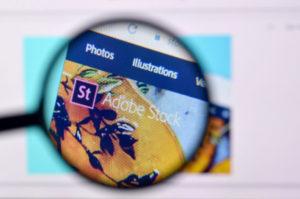 Adobe Inc. stock price