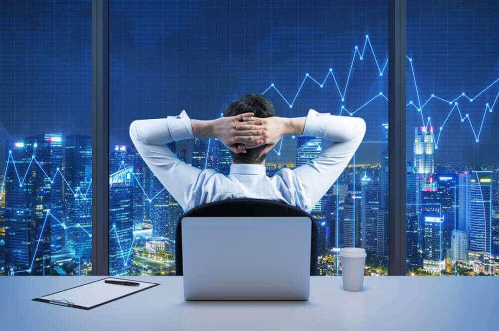 Market movements are not random