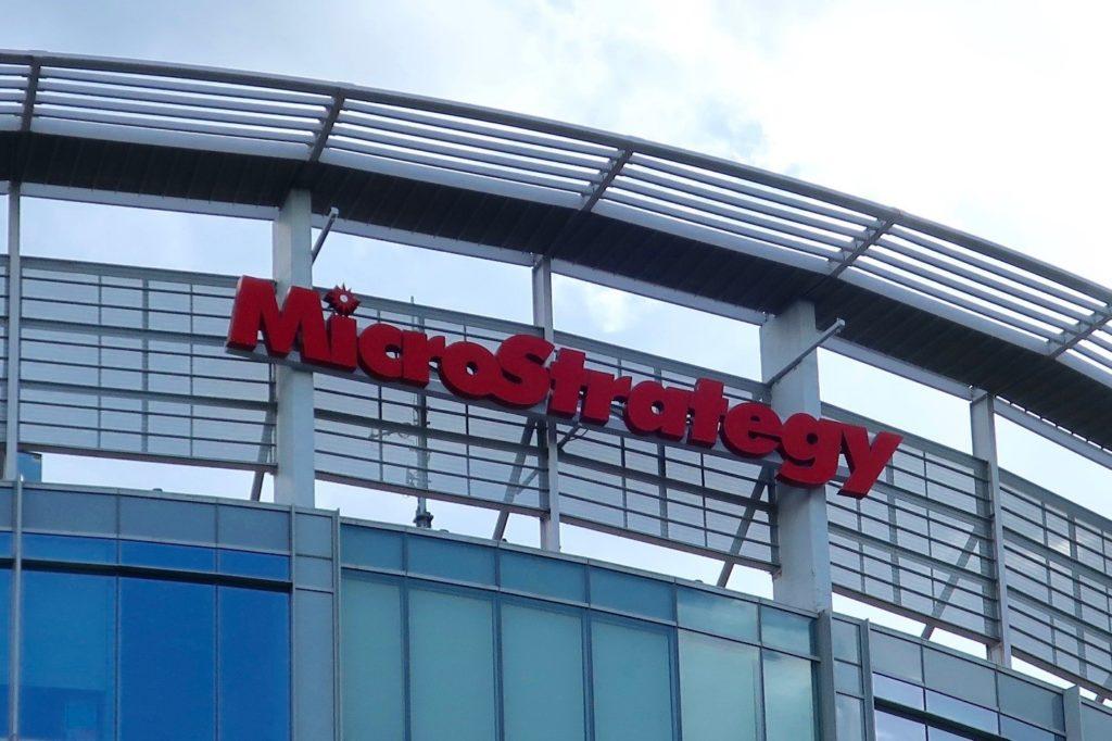 MicroStrategy stock