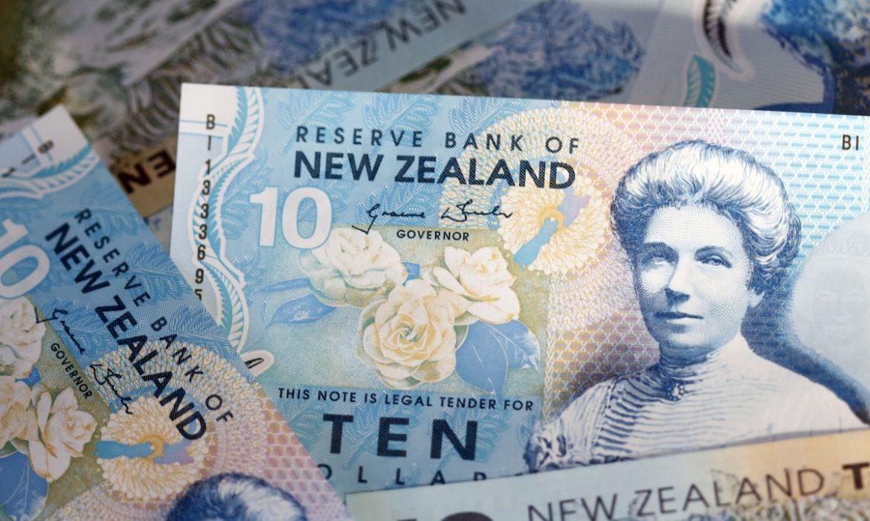 THE FALL OF NZD/USD, dollar