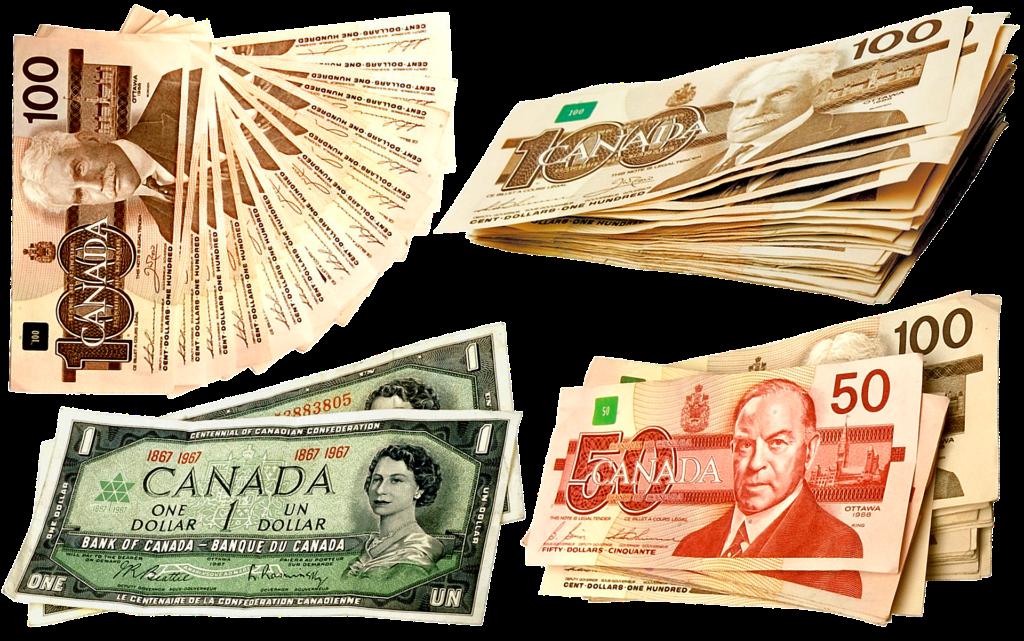 Trump stimulus talks and Canadian Dollar
