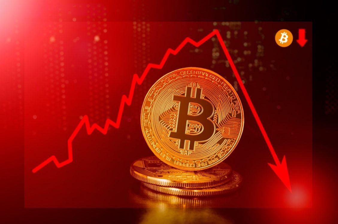 Bitcoin decreased