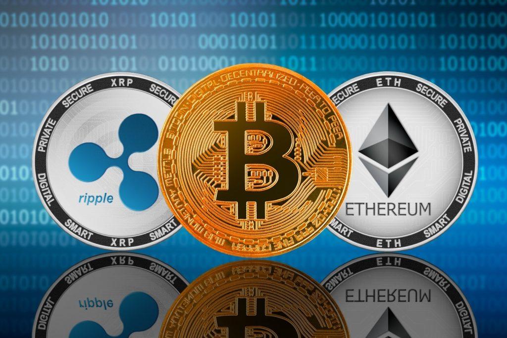 BTC, XRP, and ETH, bitcoin