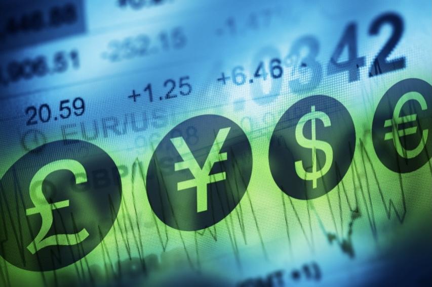 Yuan euro dollar pound