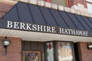 Berkshire Hathaway sign