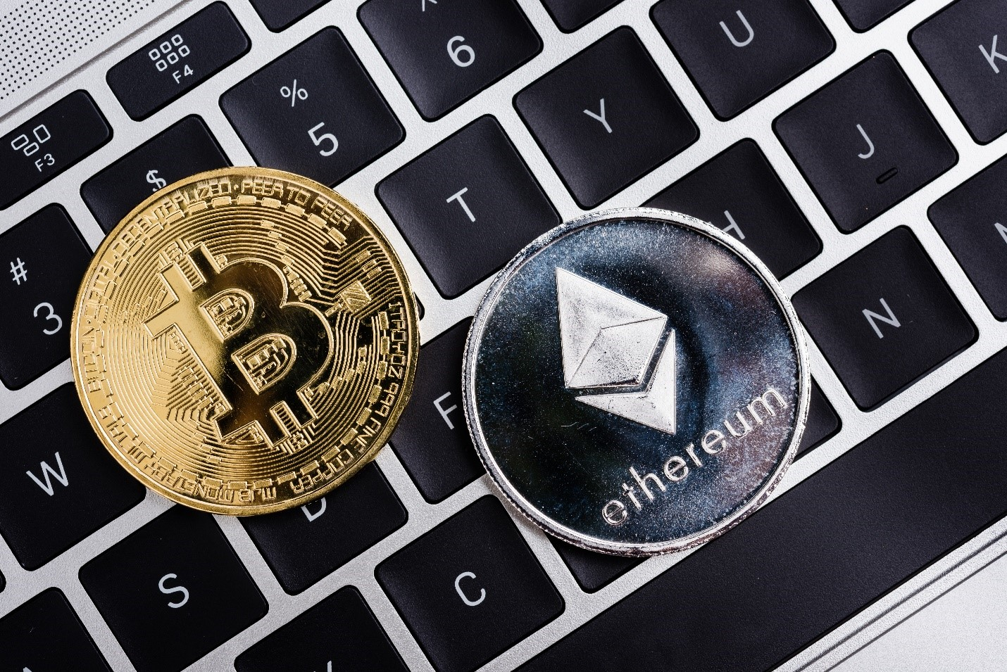 ethereum and bitcoin, BTC