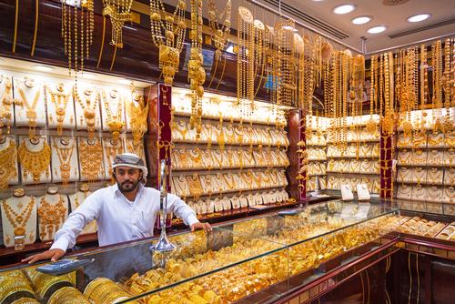 gold souk market - Dubai