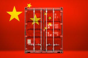 Chinese exports, china's import