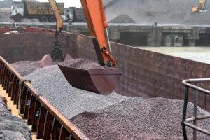 Iron ore prices tend to fall