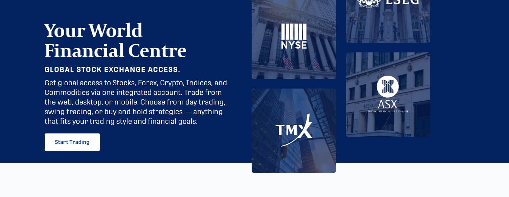 FinancialCentre review, FinancialCentre Review
