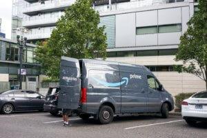 Amazon's AI Driver Cameras Reduce Drivers Income