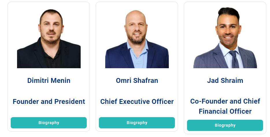 Omri Shafran, Jad Shraim and Dimitri Menin - Glove Machine Patent Infringement